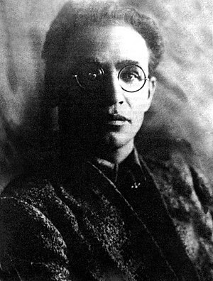 Alexander Krasnoshchyokov - In the 1920s