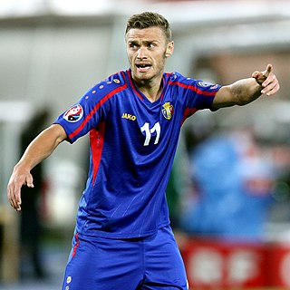 Nicolae Milinceanu Moldovan footballer