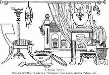 Storia dell 39 arredamento wikipedia for Arredamenti pompei