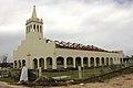A church on Lifuka Island in Tonga had its roof torn off by Cyclone Ian (12041227283).jpg