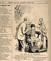 A dentist trying to persuade a little boy that he is not goi Wellcome V0011520.jpg