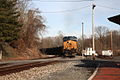 A freight train of CSX running on Old Main Line. Point of Rocks.jpg