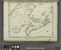 A new map of Nova Scotia, New Brunswick and Cape Breton, 1794. NYPL1567516.tiff