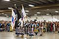A prayer and presentation of colors at a Colorado Springs Native American Inter Tribal Powwow and festival in that central Colorado city LCCN2015633356.tif