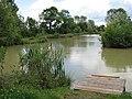 A private fishing lake - geograph.org.uk - 890835.jpg