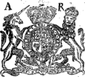 A proclamation by the queen. Fleuron T044536-2.png