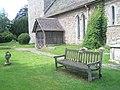 A summer Sunday morning at St Peter, Rushbury - geograph.org.uk - 1446176.jpg