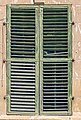A window shutter in the Arab Quarter, North Nicosia, Cyprus.jpg