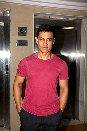 Aamir Khan - Khan at Satyamev Jayate press conference