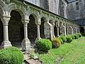 Abbaye Blanche de Mortain - Cloître (2).JPG