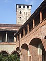 Abbazia San Nazzaro (NO) Chiostro 2.JPG