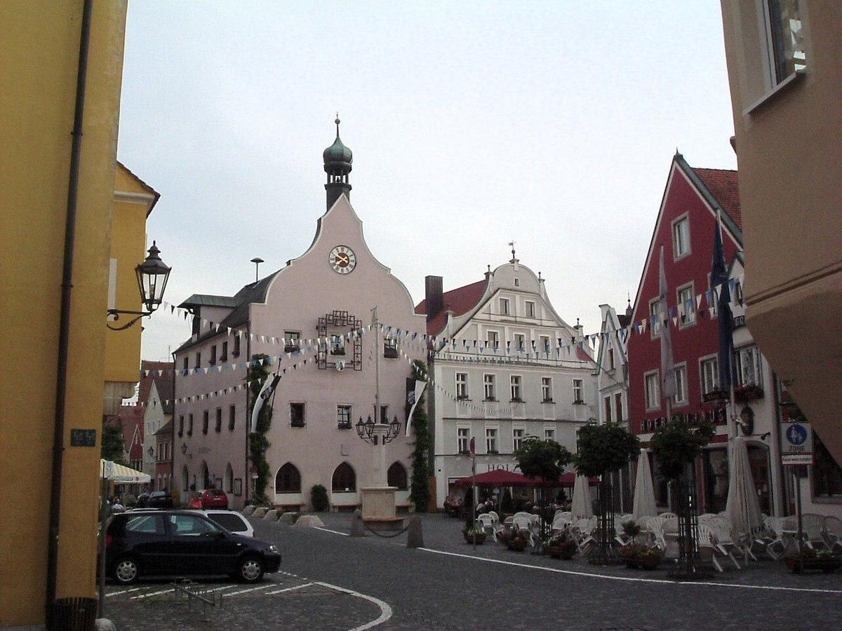 Rathaus Abensberg Wikipedia