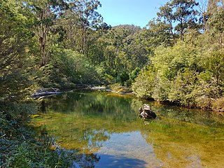 Aberfeldy River river in Australia