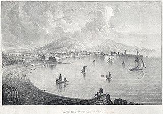 Aberystwyth, from Craiglais