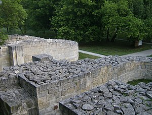 Razgrad - The ruins of Abrittus