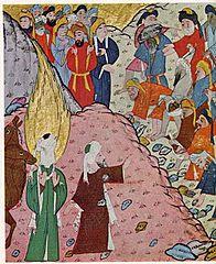Abu Bakr stops Meccan Mob.jpg