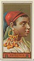 Abyssinia, from the Types of All Nations series (N24) for Allen & Ginter Cigarettes MET DP836423.jpg
