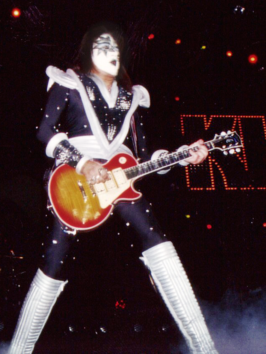 Ace Frehley in 1999