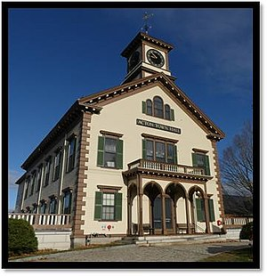 Acton, Massachusetts - Acton Town Hall