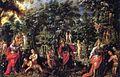 Adán y Eva en el Paraíso - Cristóbal de Villalpando.jpg