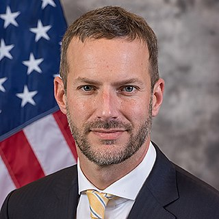 Adam S. Boehler American businessman and government official