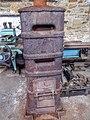 Adjustable Stove, Bowes Railway Museum (geograph 4688315).jpg