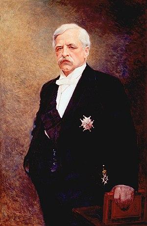 Adolf Erik Nordenskiöld - Nils Adolf Erik Nordenskiöld by Axel Jungstedt 1902