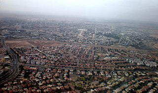 Beersheba metropolitan area