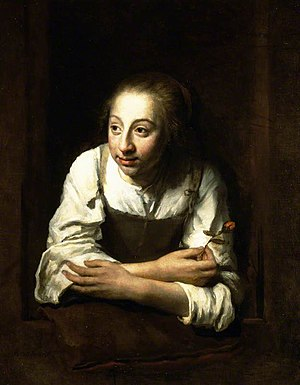 The Kitchen Maid (Rembrandt)