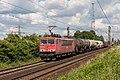 Ahlten 155 101 unit cargo met bijzondere wagon (14455114588).jpg