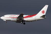 7T-VJR - B736 - Air Algerie