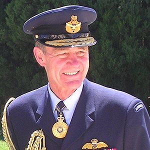 Air chief marshal (Australia) - Image: Air Chief Marshal Angus Houston