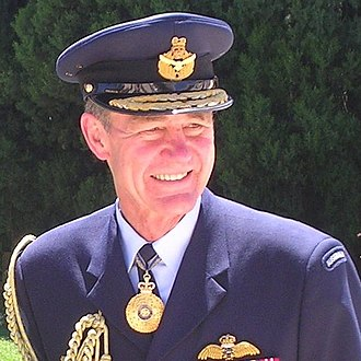 Air chief marshal (Australia) - Image: Air Chief Marshal Angus Houston
