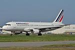 Airbus A320-200 Air France (AFR) F-HBNC - MSN 4601 (6960920748).jpg