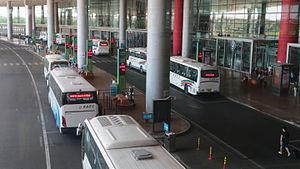 Beijing Airport Bus - Airport Buses at Terminal 3
