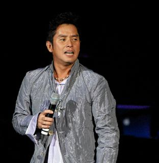 Alan Tam Hong Kong singer