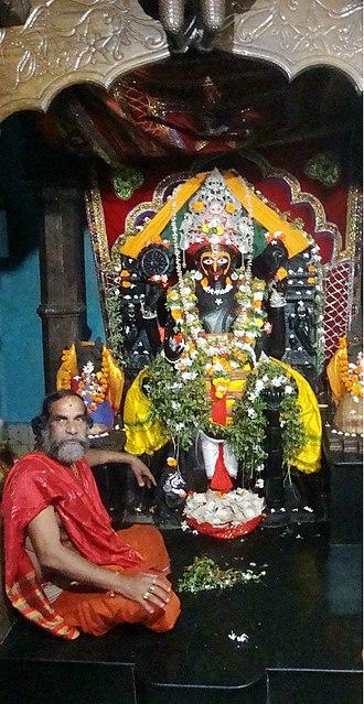 Brahmagiri, Odisha - God Alarnatha at Brahmagiri