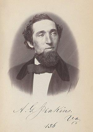Albert G. Jenkins