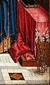 Albrecht bouts, annunciazione, lovanio 1480 ca. 04 gigli in caraffa di vetro.jpg