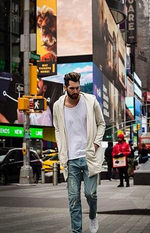 Photo of Aleksandar in NYC