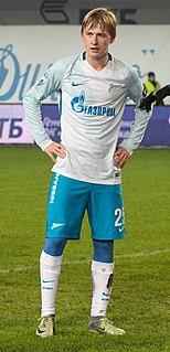 Aleksey Isayev Russian association football player