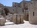 Aleppo (Halab), Auf der Zitadelle (Qal'at Halab) (ayyubidisch von al-Aziz) (38674531502).jpg