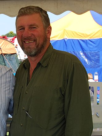 Ice Road Truckers - Alex Debogorski at Truckfest South West UK 2011