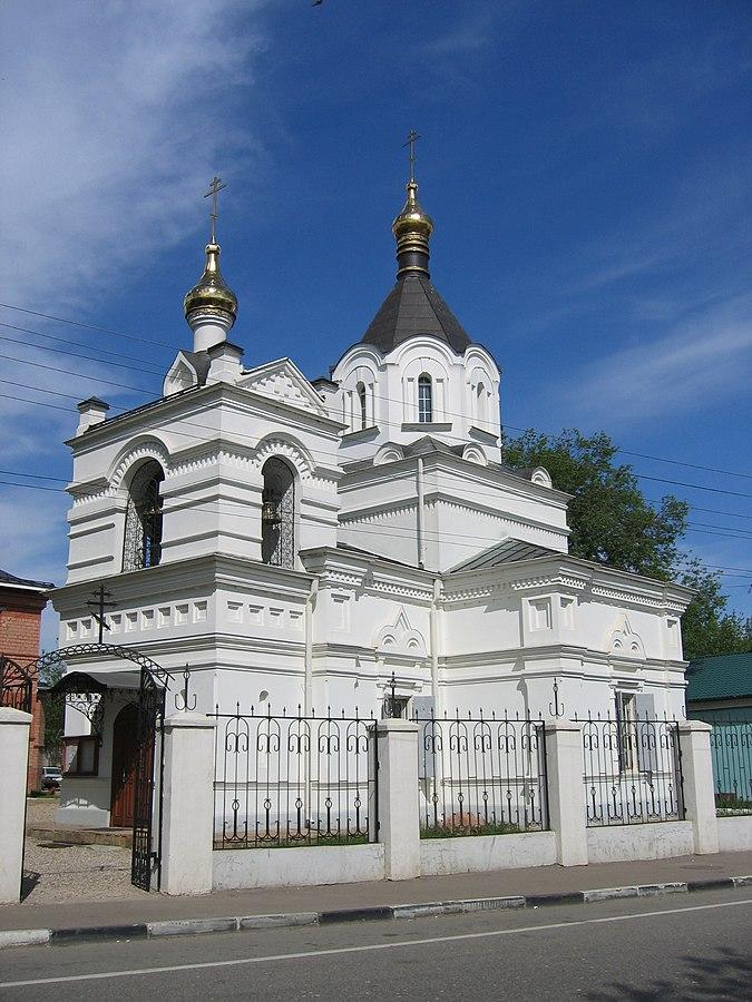 план: церковь александра невского звенигород Ирина