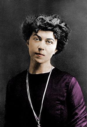 Kollontaï, Aleksandra Mijaïlovna (1872-1952)