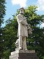 Alexandre Gendebien statue, Brussels.JPG