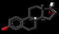 Alfatradiol 3D skeletal.png