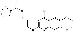 Alpha-1 blocker - Image: Alfuzosin