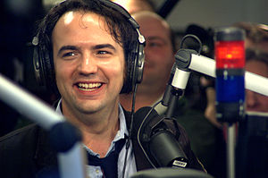 Serious Request - DJ Gerard Ekdom entered the house in 2005 — like Beelen, he returned another seven times.