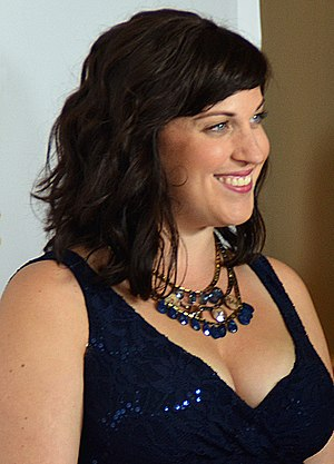 Allison Tolman - Tolman at 66th Emmy Awards Producers Peer Group Reception, August 2014